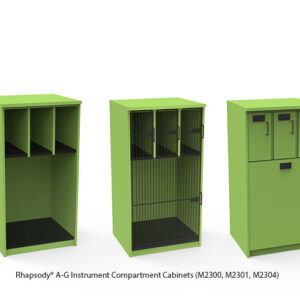 Compartment Cabinets