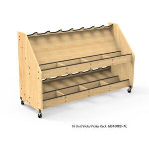 Mobile Instrument Storage Carts