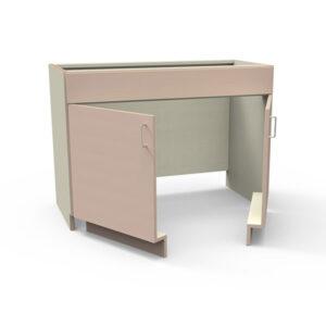 CaseworkUSA® Fixed Storage