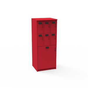 Combination Compartment Cabinets
