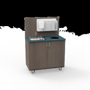 Handwashing & Sanitizing Stations