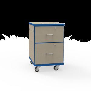 Circulation Desk Cabinets